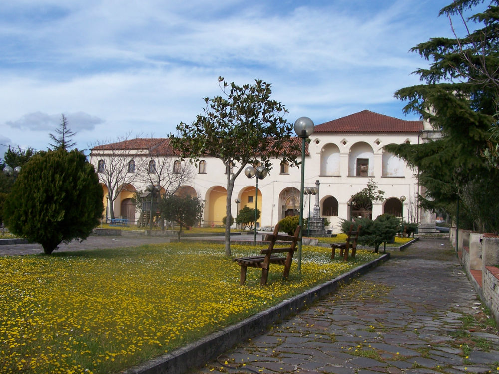 Convento S. Antonio - Giardini esterni