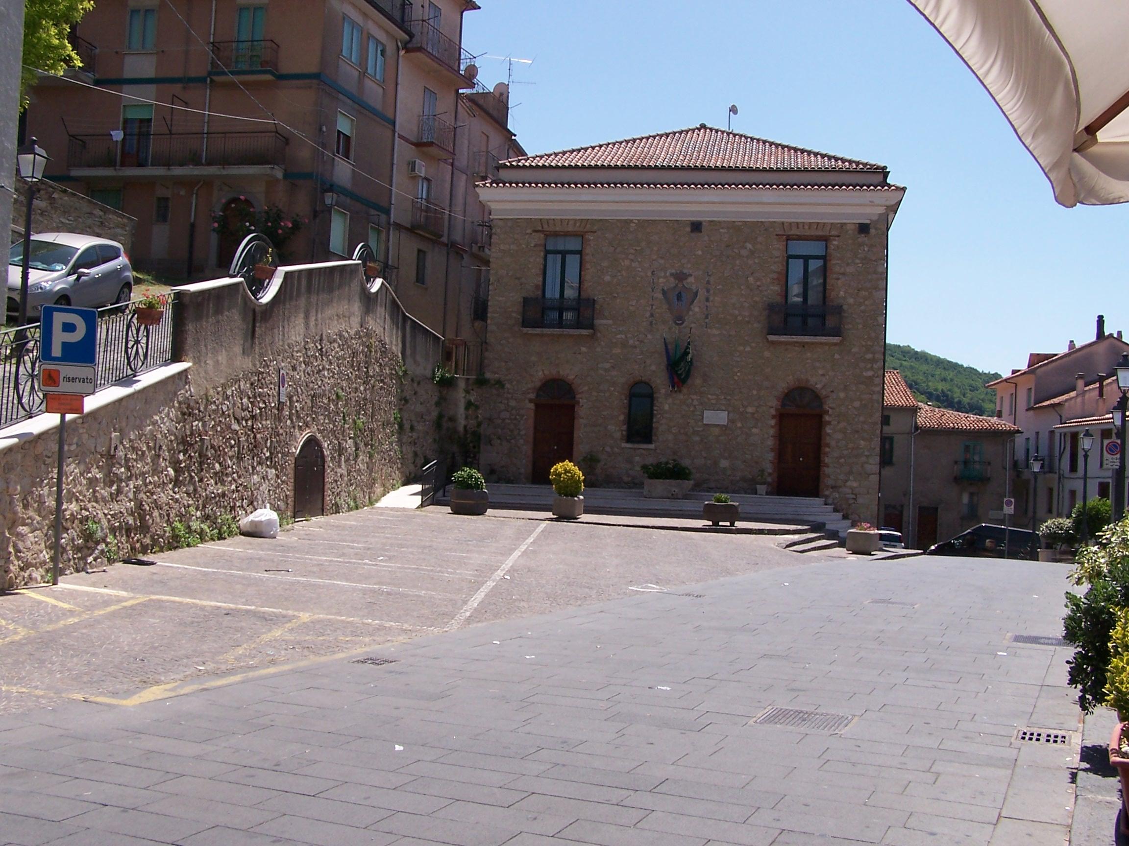P.zza A. Magliani - Casa comunale