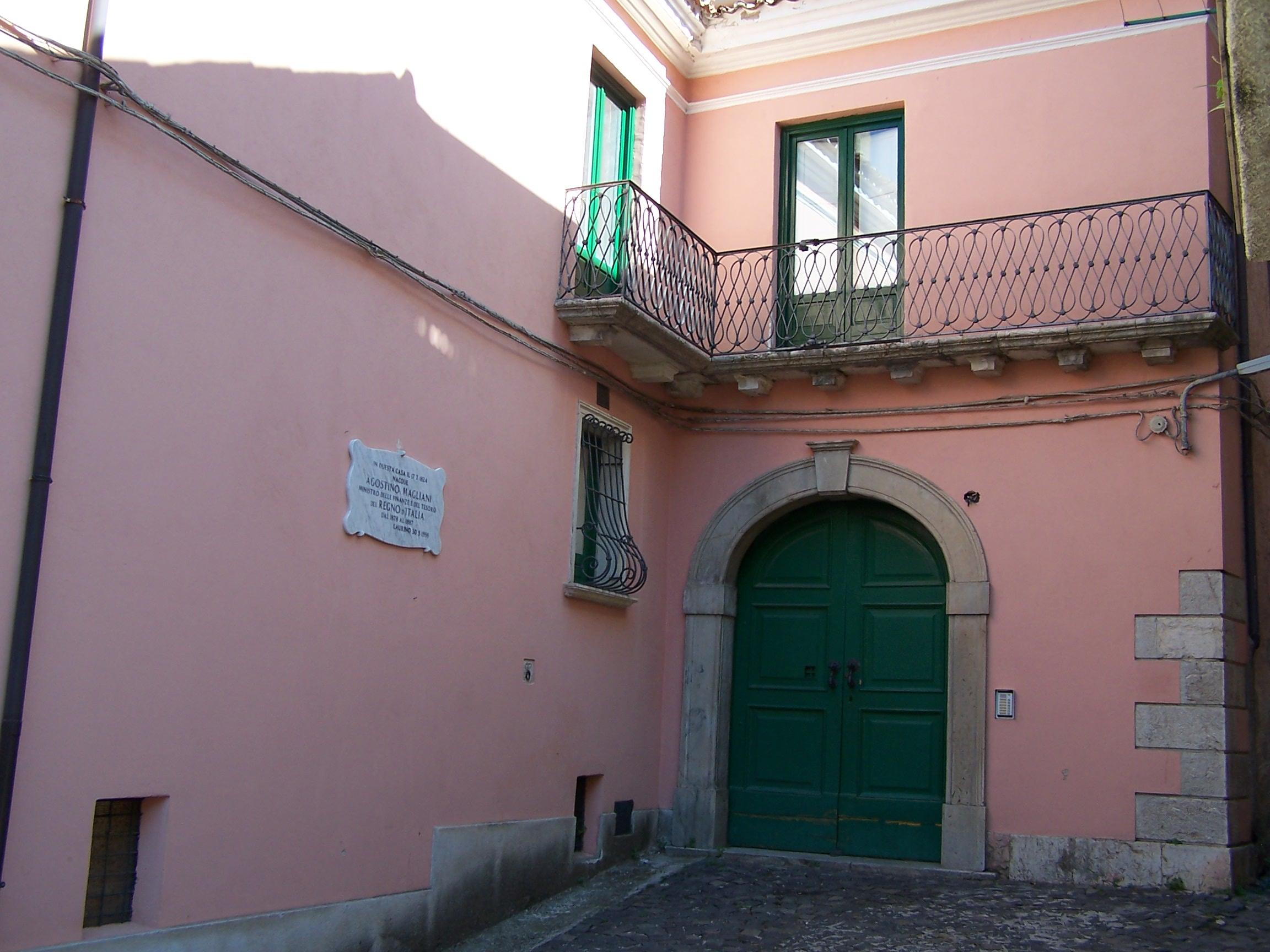 Casa A. Magliani -