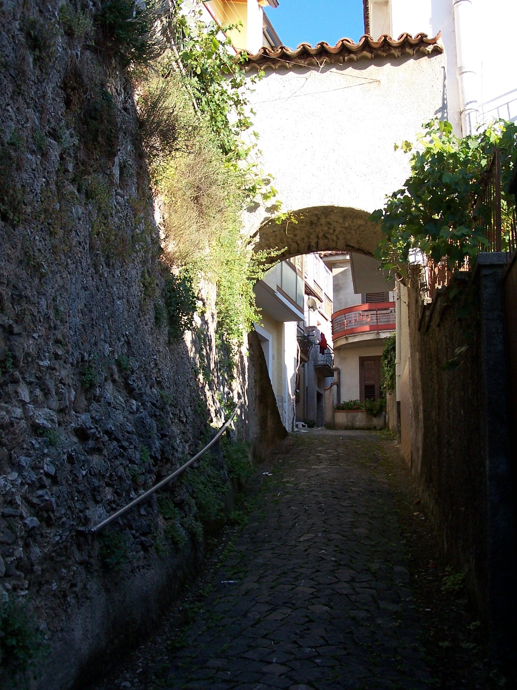 Scorcio Via S. Elena