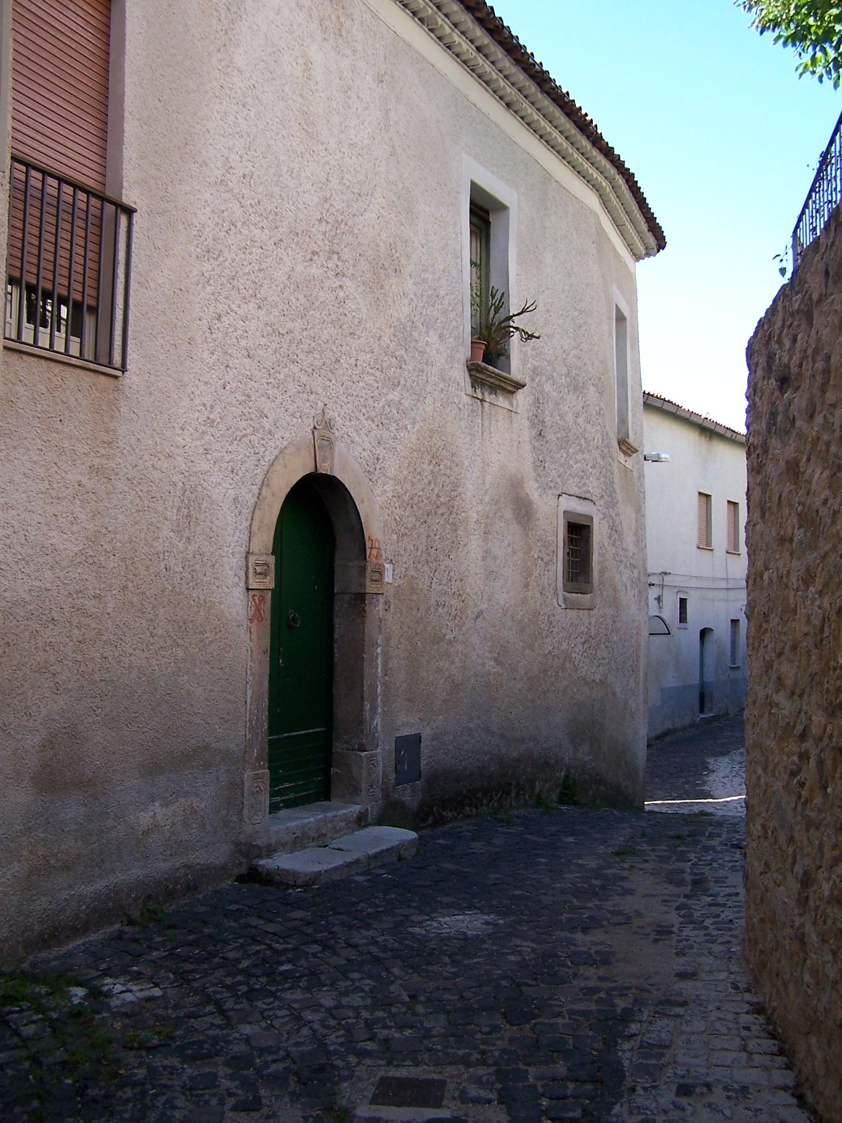 Scorcio Via Vittorio Emanuele