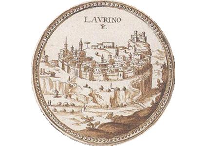 Medaglione a stampa - Francesco Cassiano De Silva - 1700