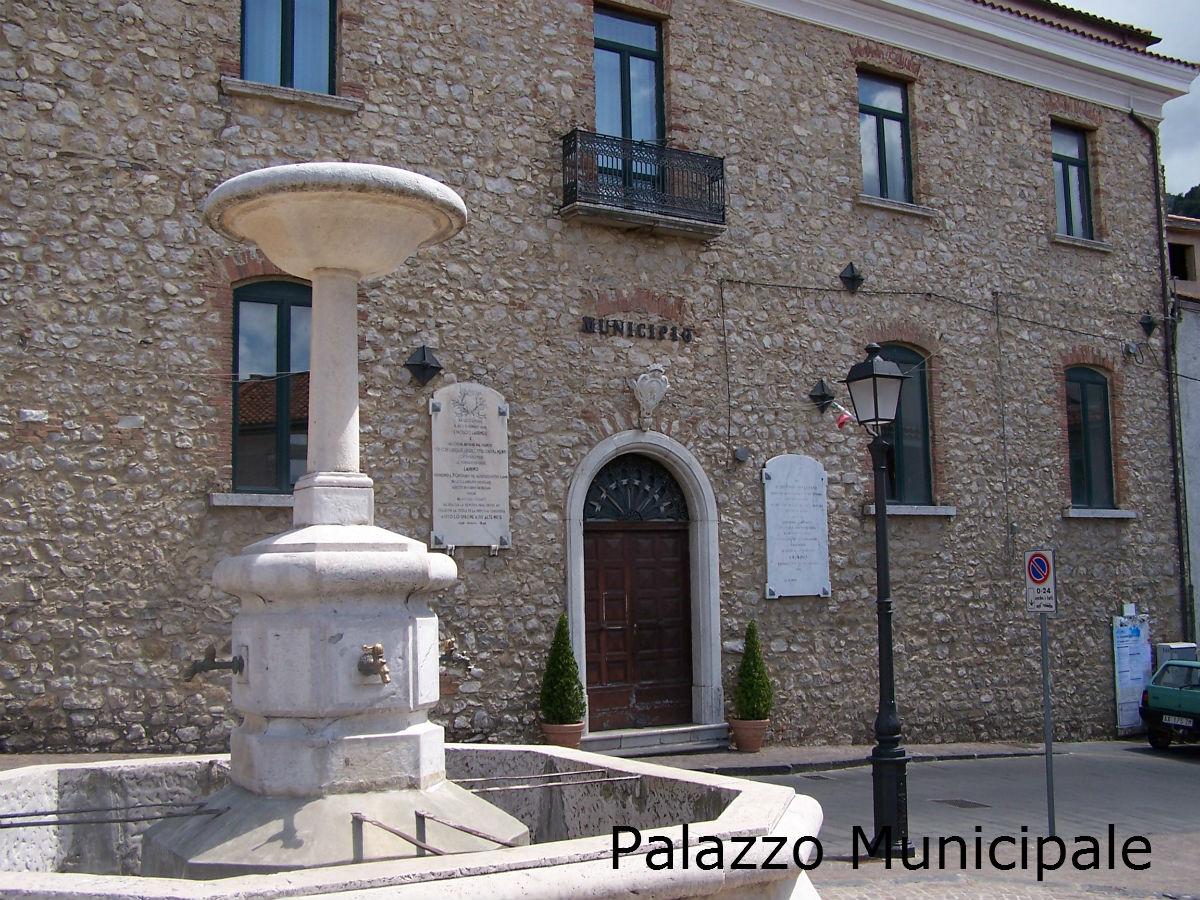 P.zza a. Magliani - Palazzo Municipale